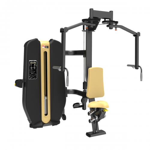 LS-020 SEATED ARM CLIP CHEST