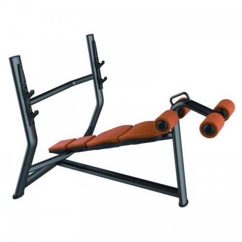 LD-7030 OLYMPIC DECLINE BENCH